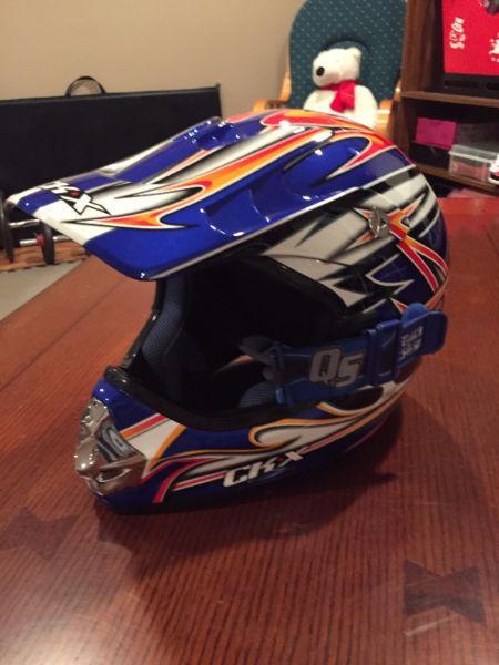 CKX Dirt Bike Helmet