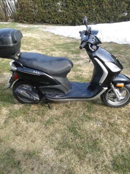 Scooter fly 50