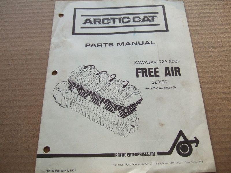 ARCTIC CAT KING CAT 800
