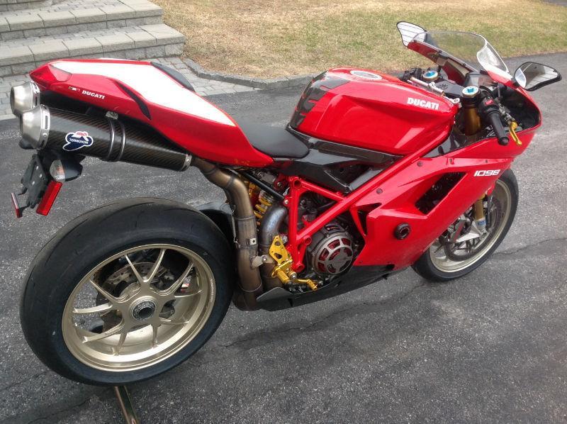 Ducati Superbike 1098R