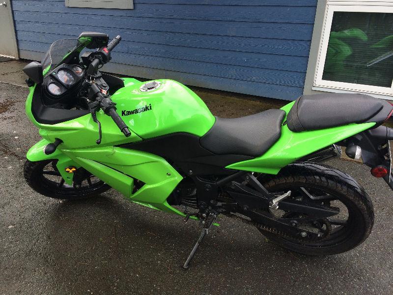2008 Kawasaki Ninja 250 - $2650 (Surrey)