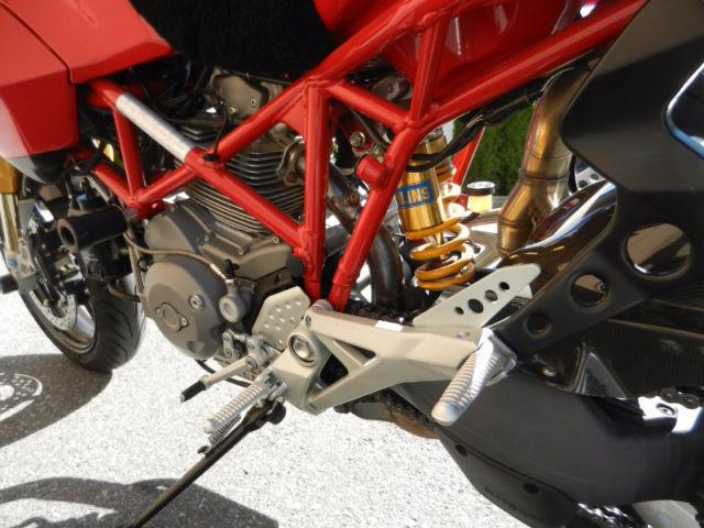 2007 Ducati Multistrada 1100 S Sport Touring Motorcycle
