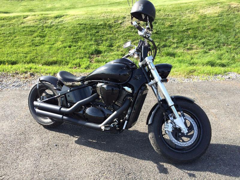 Suzuki-Bobber Sell - Brick7 Motorcycle