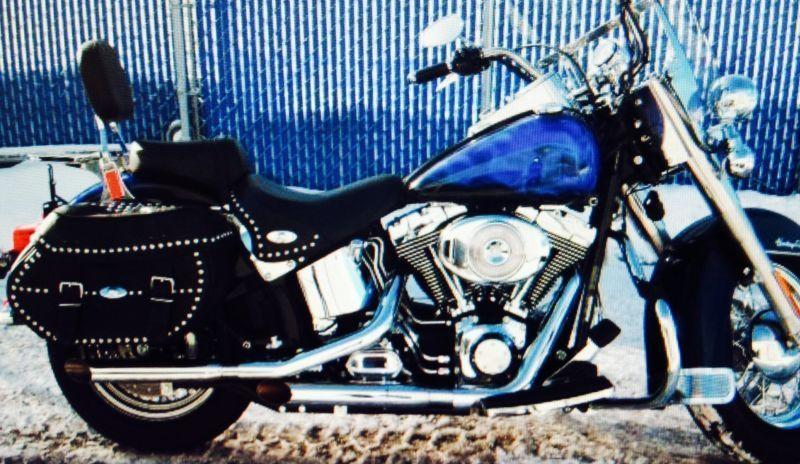 2006 Harley-Davidson FLSTC/I Heritage Softail Classic