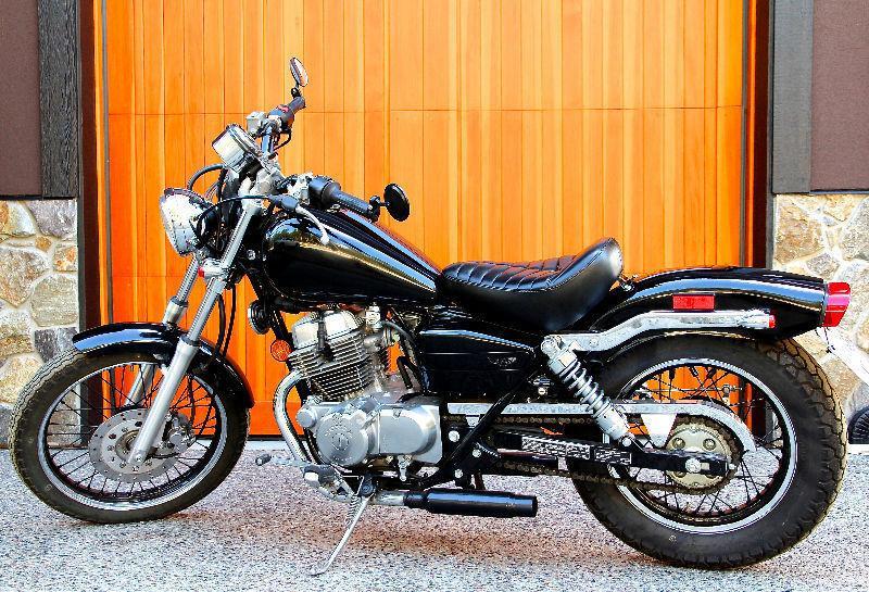 honda rebel 250 custom brick7 motorcycle. Black Bedroom Furniture Sets. Home Design Ideas
