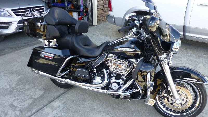 Electra Glide Ultra Classic Limited