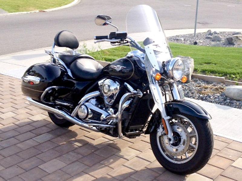 2009 Kawasaki Nomad 1700cc