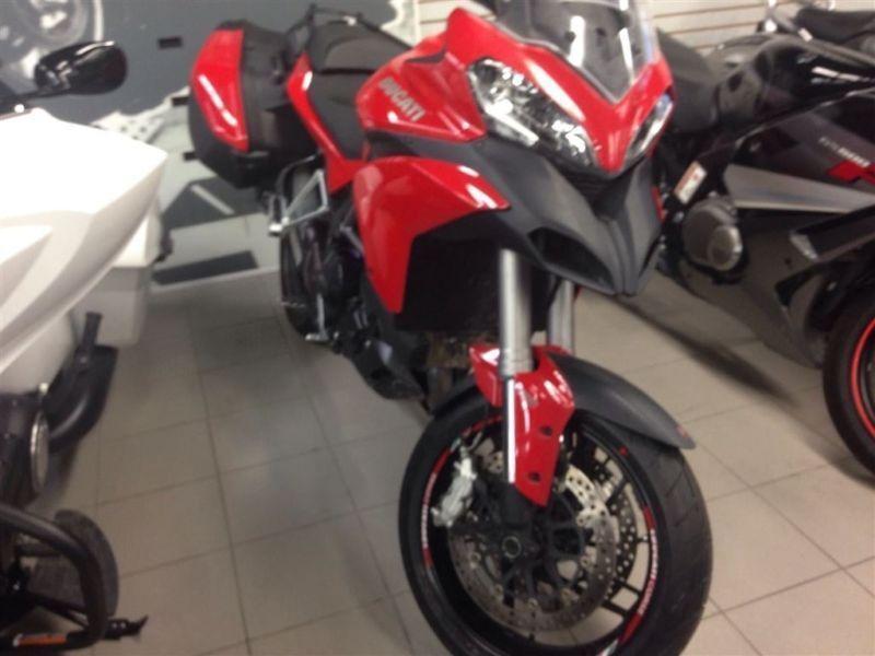 2013 Ducati Multistrada 1100 S