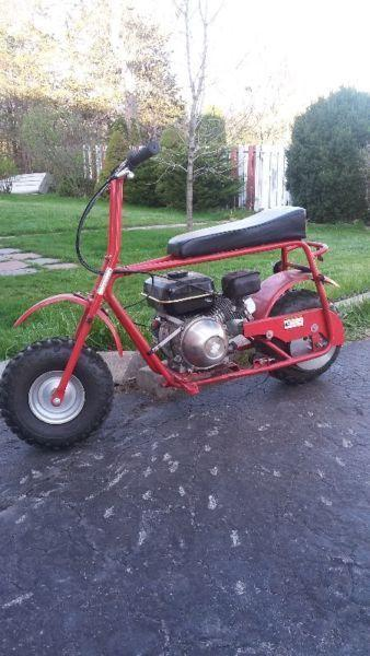 Baja Dirt Bug, Minibike