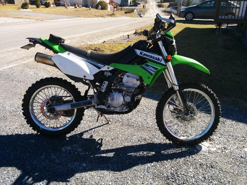 2011 KLX 250 Dual Purpose