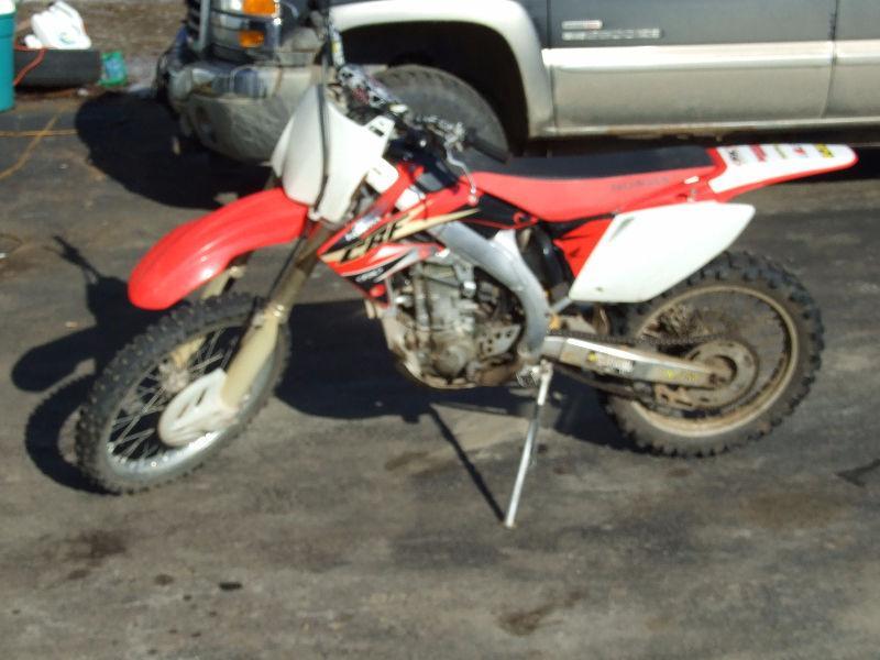 2008 Honda 450R