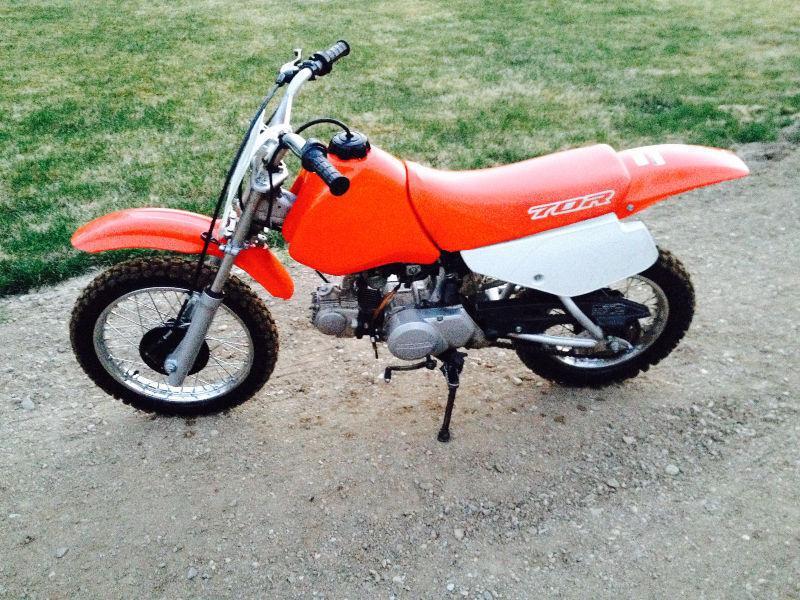 2000 Honda XR70
