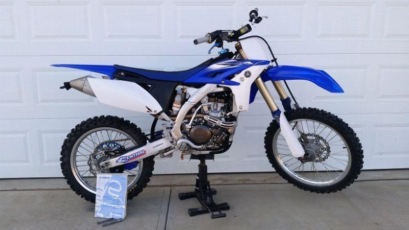 2011 YZ 250F Low Hour/ Mint Bike!!