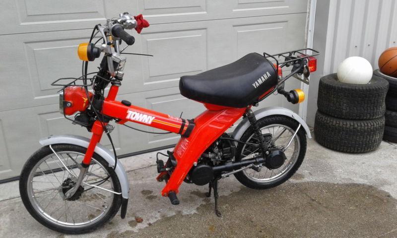 Yamaha Towny Parts
