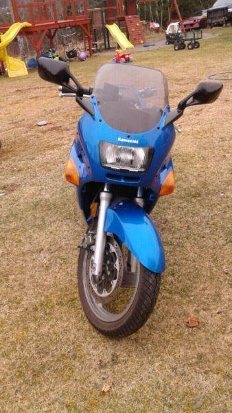 2002 Kawasaki Ninja 250