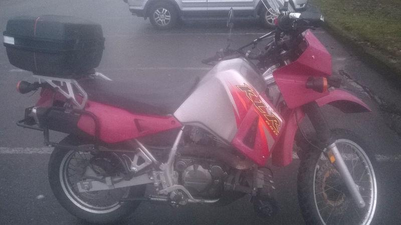 KLR 650 for quick sale
