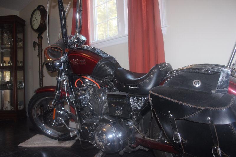 Harley Davidson xl 1200 for sale