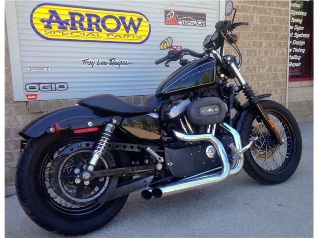 2007 Harley-Davidson Nightster XL1200N