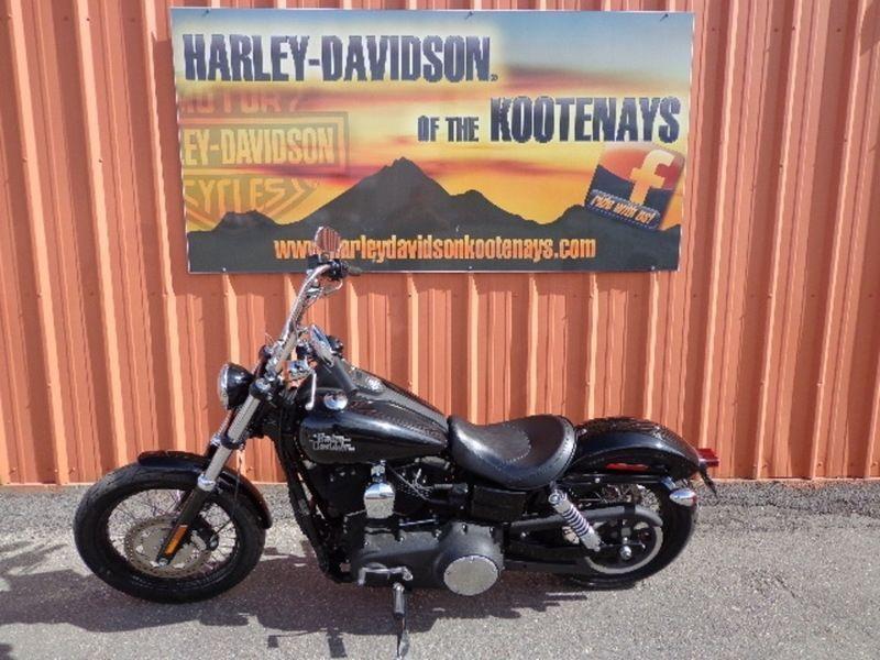 2013 Harley-Davidson FXDB - Dyna Street Bob
