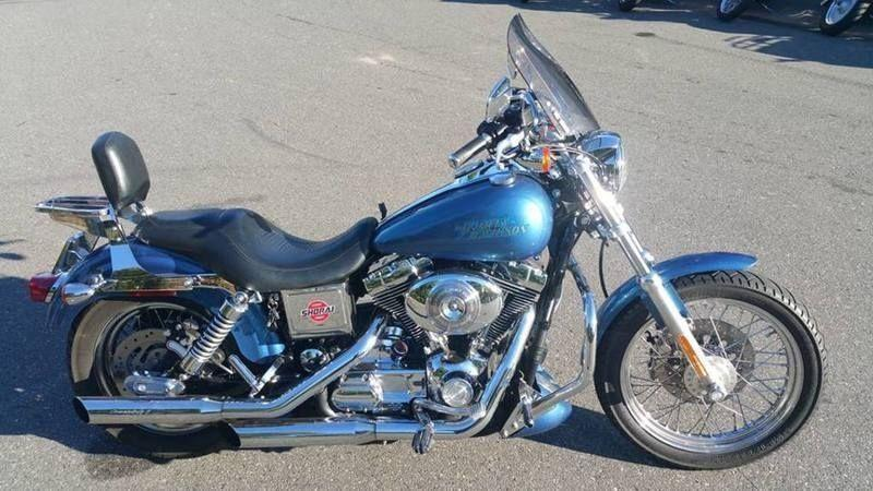 2005 Harley-Davidson FXDLi Dyna Low Rider