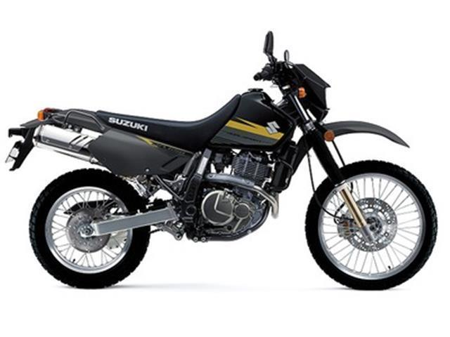 2016 DR650 SPECIAL EDITION DUAL PURPOSE