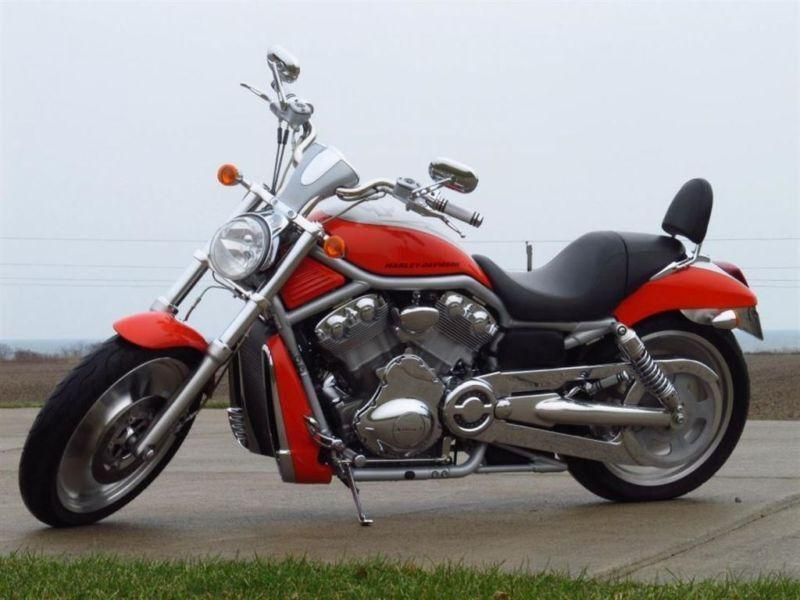 2002 Harley-Davidson VRSCA V-Rod A Sharply Customized VROD Cus