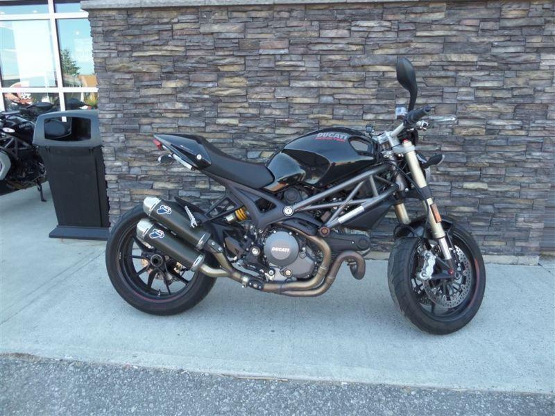 2013 Ducati Monster 1100