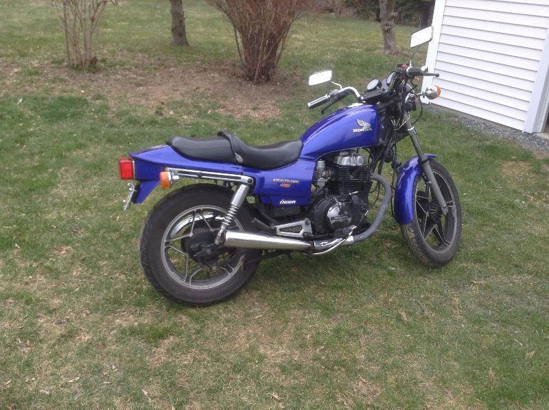 1985 Honda Nighthawk for sale