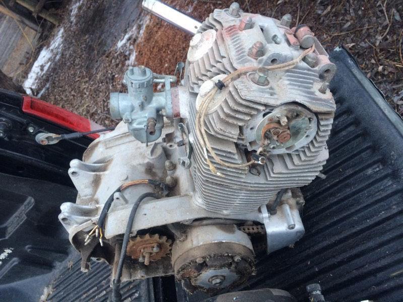 Honda Dream 305 Parts Brick7 Motorcycle