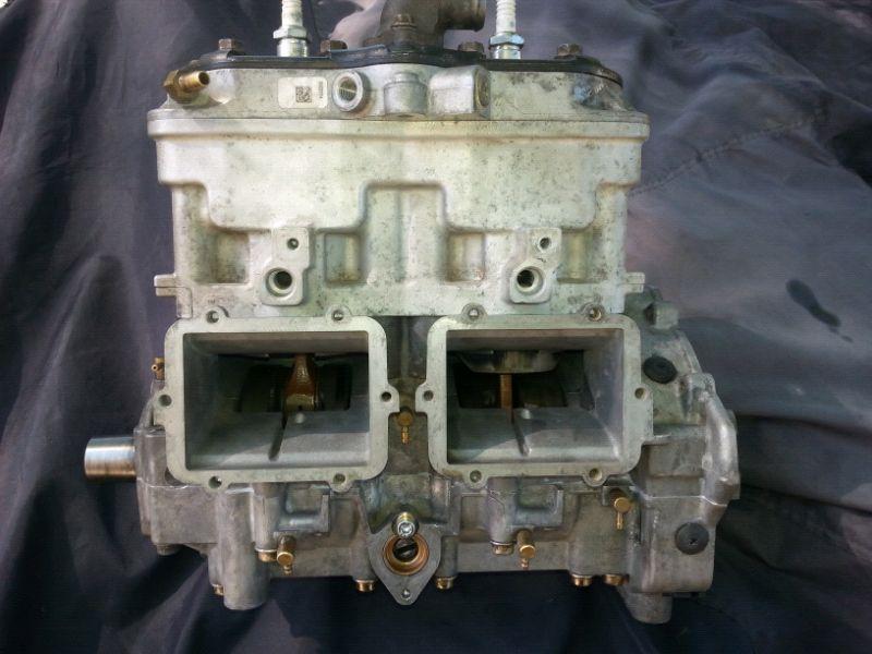 Polaris iq dragon rmk 800 engine