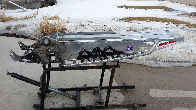 2012 Polaris Switchback Assault Chassis