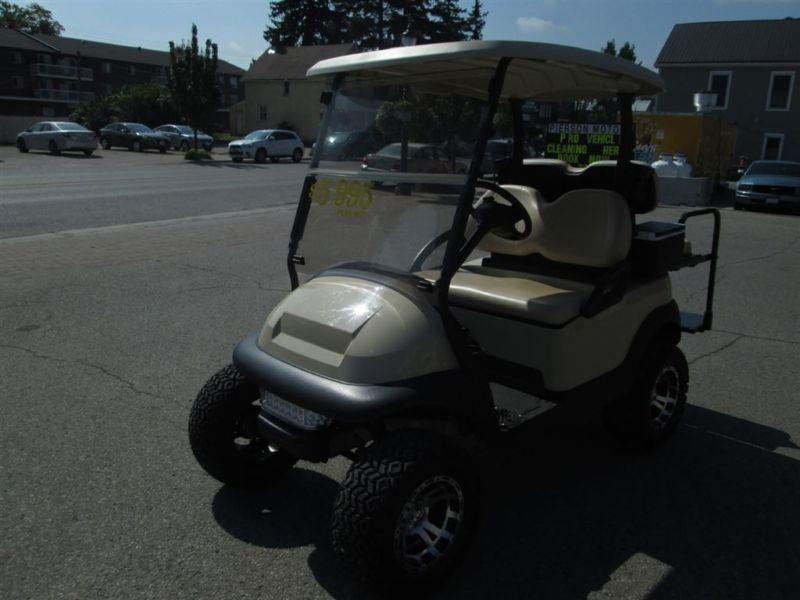 2011 Club Car Custom Golf Cart