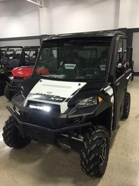 Used 2015 Polaris Ranger 900 with Complete Cab System