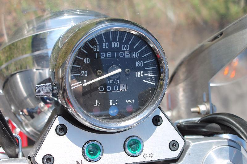Moto Suzuki Marauder 800cc année 2000, seulement 13610km