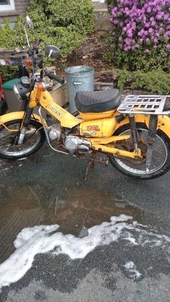 1978 Honda CT90 Trail