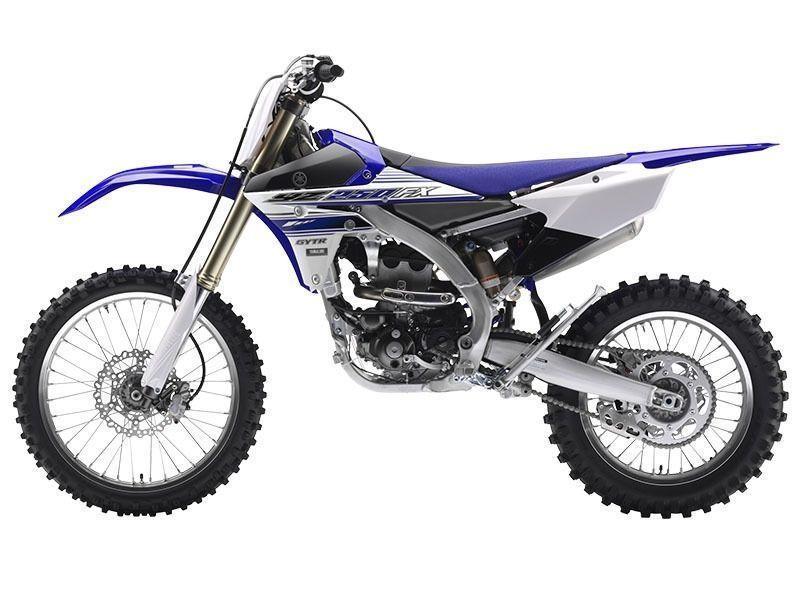2016 Yamaha YZ250 FX