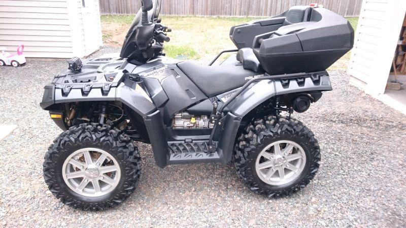 Trade for sports bike- 2012 polaris 550 mint