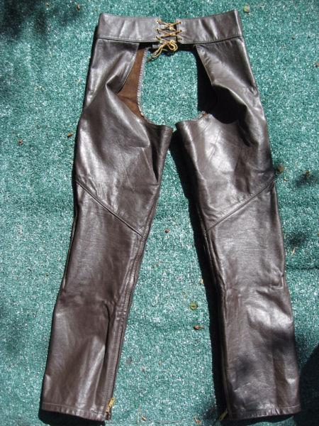 Leathers, Treen Custom Leathers His & Hers