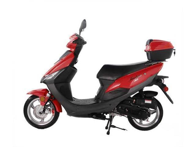 Super Sale! TaoTao CY50-T3 Gas Scooter 49cc only $1,195!!!!