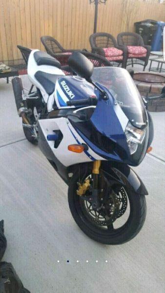 2003 SUZUKI GSX-R 1000