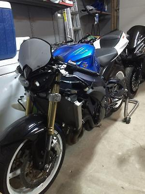 Gsxr Streetfighter Bike - Brick7 Motorcycle