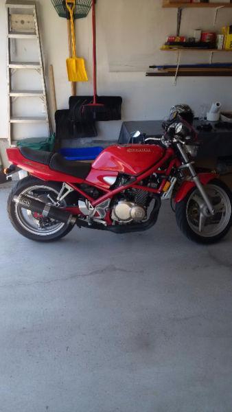 1993 Suzuki Bandit 400