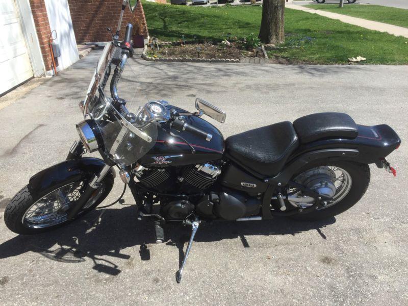 650 cc Yamaha Vstar 2005