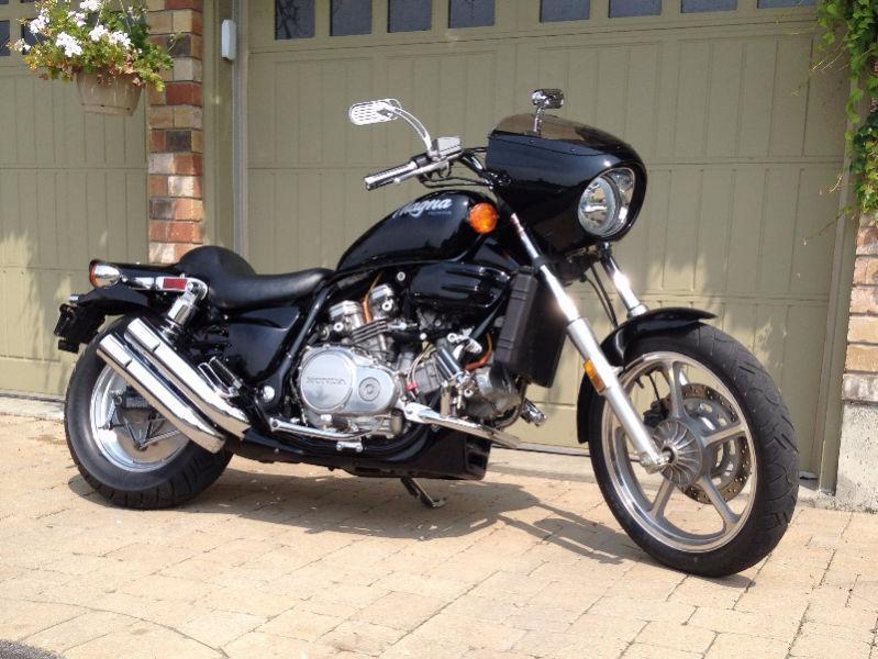 Rare Honda Super Magna for sale