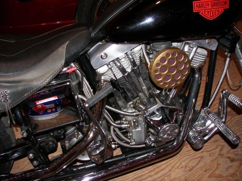 1981 Harley FXS