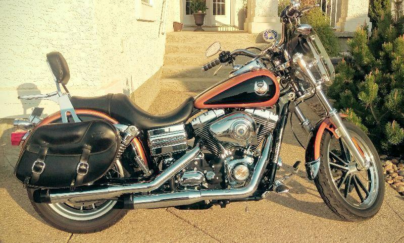 2008 Harley Davidson 105th Anniv Dyna Lowrider Ltd Edition