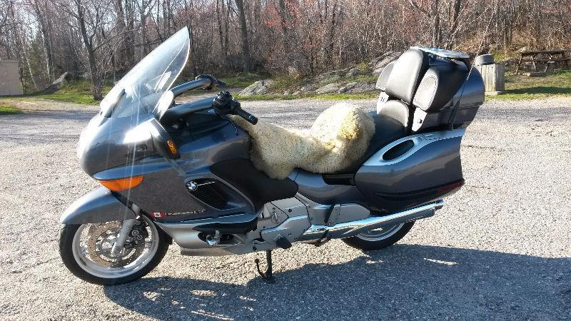 BMW K1200LT Fully Loaded Touring