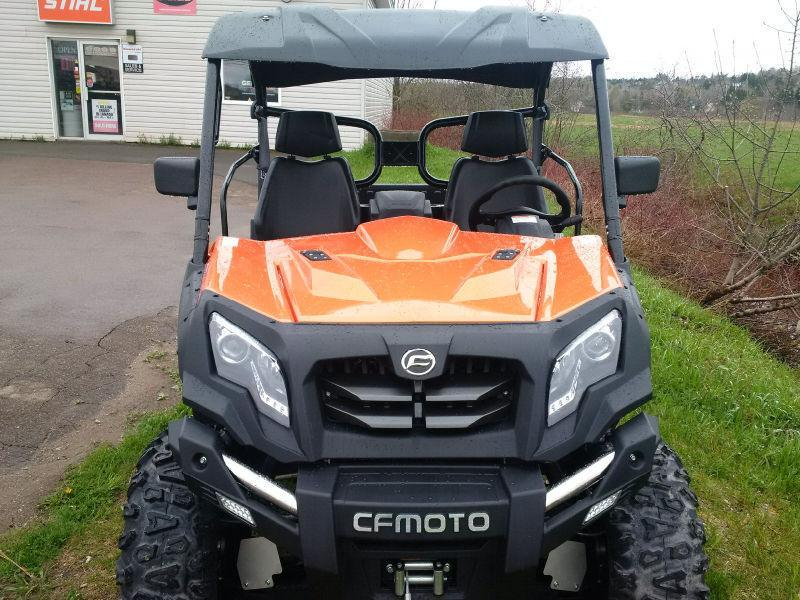 **$48 PER WEEK** 800cc V-Twin, SIDE by SIDE 4x4 with Dump Box!!