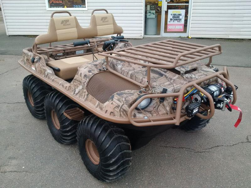 ** $58 per WEEK ** ARGO SCOUT 6x6 FULL LOAD!! HUNTER's DREAM!!