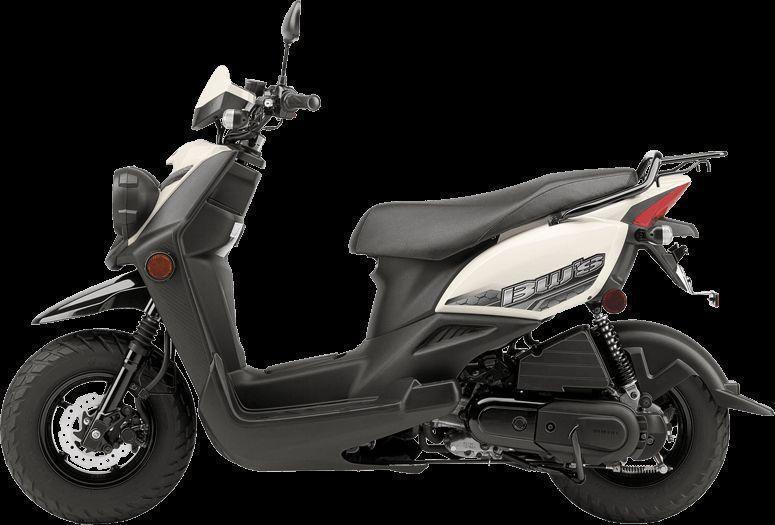 2016 Yamaha BW's 50